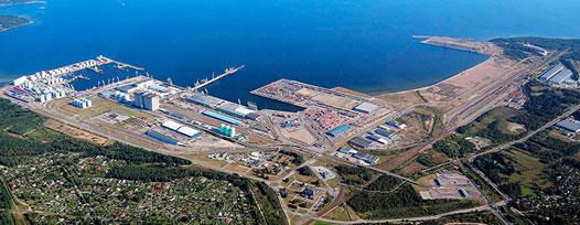 Tallinna Muuga Tallink Silja Line