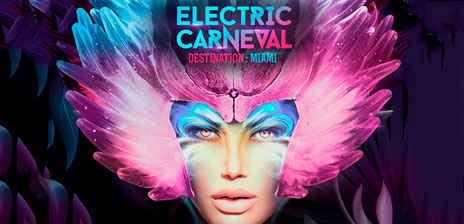 Electric Carneval Europalla - Destination: Miami