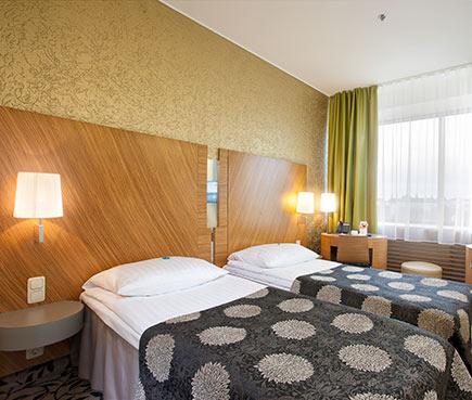 Tallink City Hotel - huone