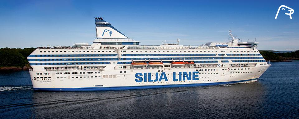 Lento-laivamatkat - Tallink & Silja Line