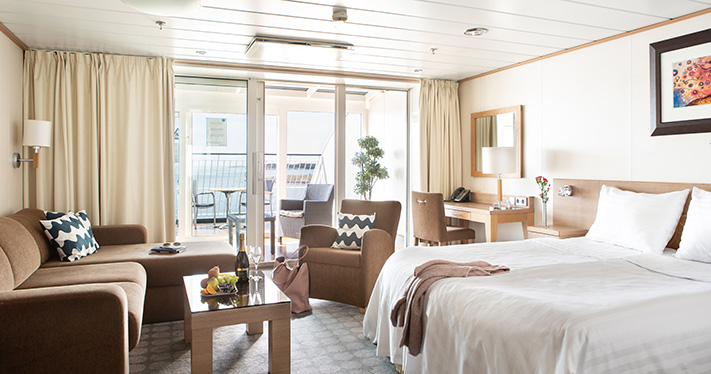 Baltic Princess Executive suite