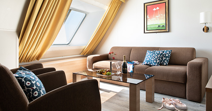 Baltic Princess Suite sohvaryhmä